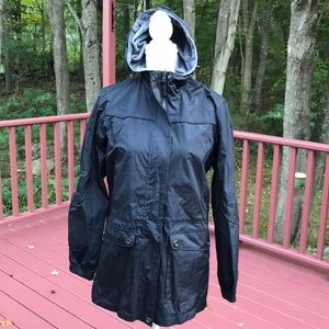 NWT! Free country small black reversible jacket
